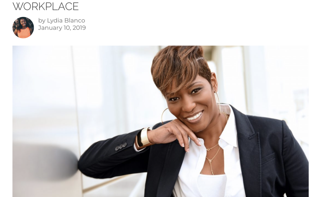 Risha Grant tells the Black Enterprise black women need allies at work